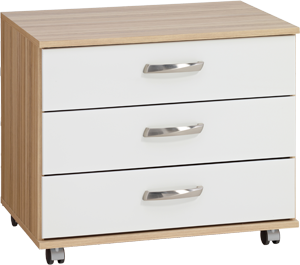 Regal 3 Drawer Chest Large