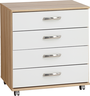 Regal 4 Drawer Chest Large