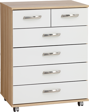 Regal 4+2 Drawer Chest Large